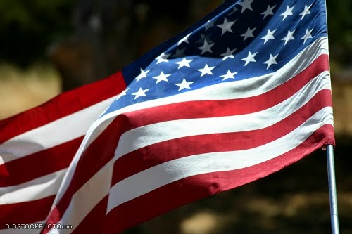 bigstockphoto freephoto-US Flag 1602